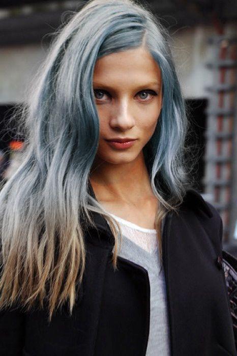 Colorido penteados você deve tentar para a temporada