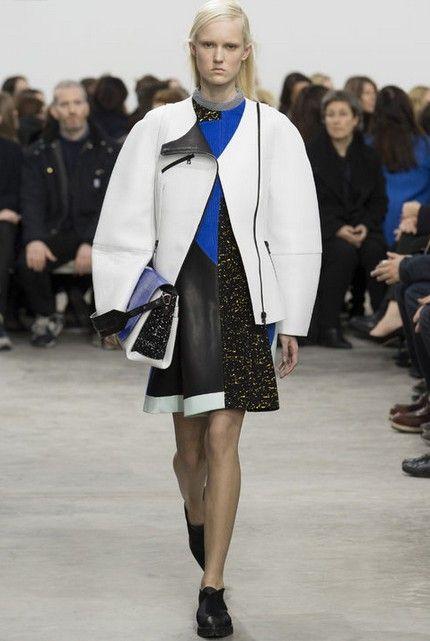 Refrigere tendências moto revestimento das pistas semana de moda