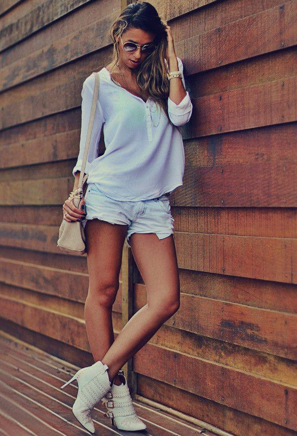 Idea roupa da moda para o verão