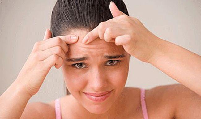 Alterações na pele e cabelo