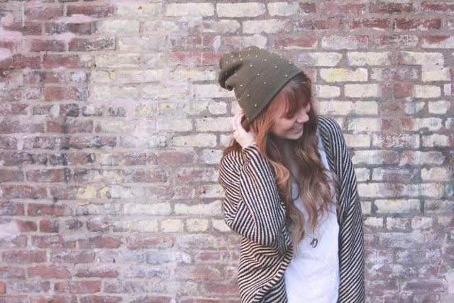 Ideias diy: incrementar suas gorro chapéus para o inverno