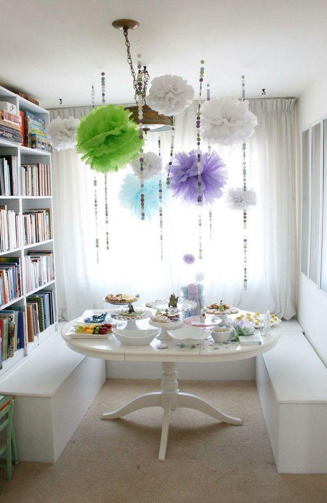 Idea DIY decoração de mesa