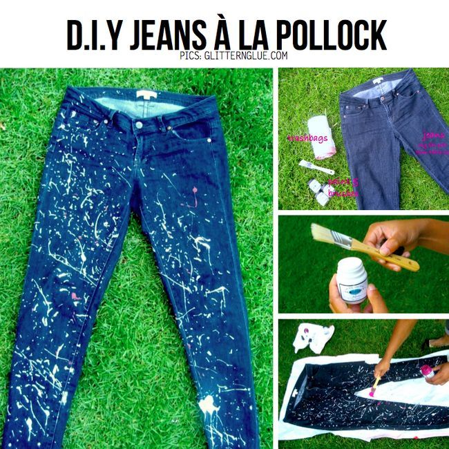 Pollock Jeans