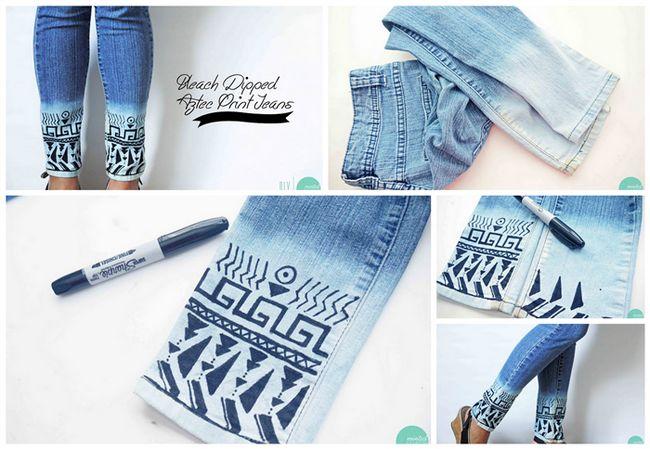 à moda Jeans