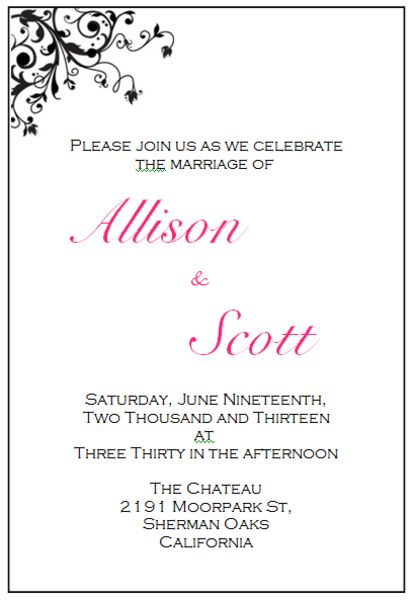 Fazê-lo sozinho convites de casamento: o melhor guia