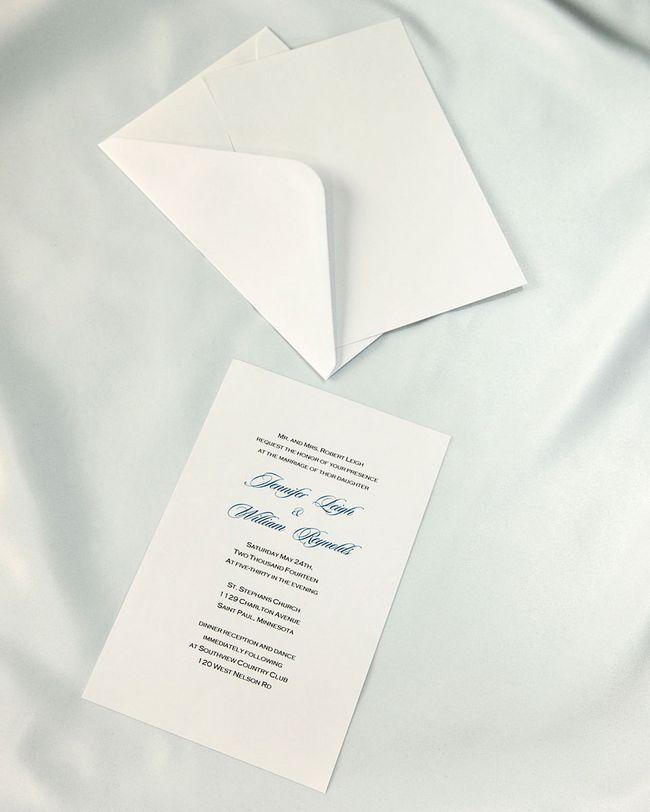 Fazê-lo sozinho convites de casamento: The Ultimate Guide