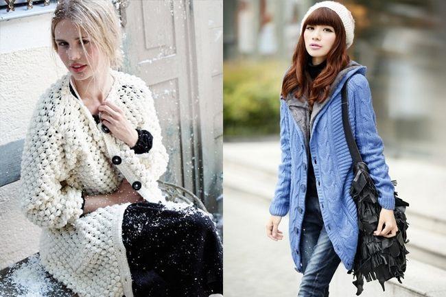 Maneiras de usar um casaco de lã