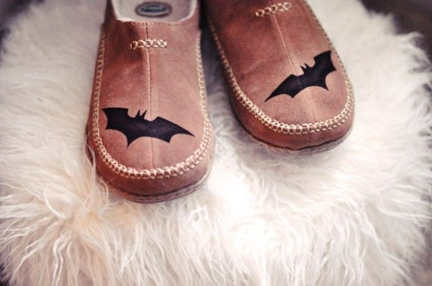 Batman Chinelos