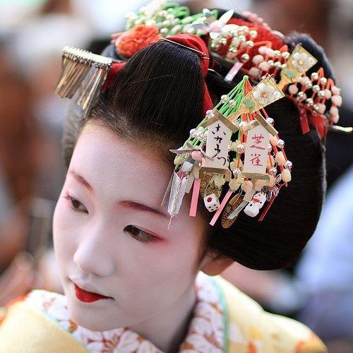 geisha-cabelo