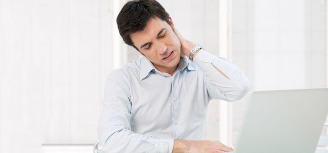 Eliminar a dor em poucos minutos com estes movimentos especiais
