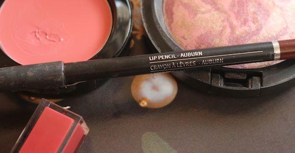Faces canadá lip liner lápis- auburn