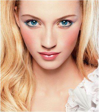 Queda tendências de maquiagem 2012
