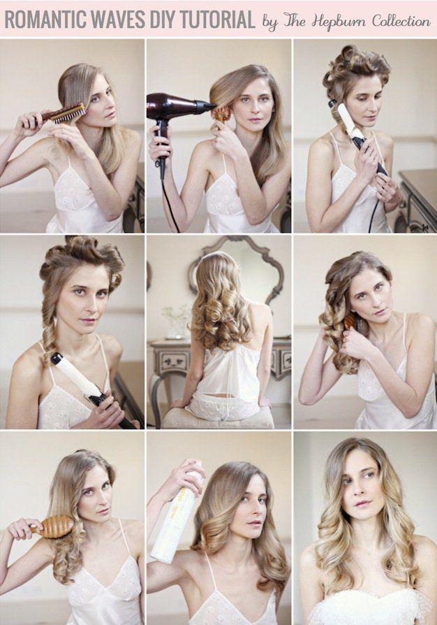 Penteado da moda e bonita tutoriais toda mulher gostaria de tentar