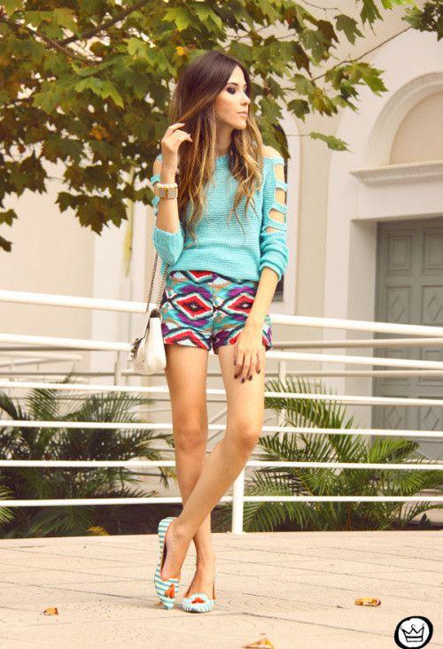 Outfit primavera com Flats