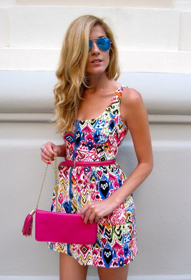 Vestidos curtos femininos e linda para o verão