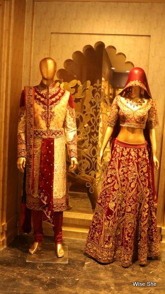 Primeiro lançamento ibfw loja do casamento em nova deli