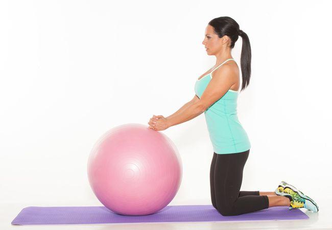 Rollout bola de fitness