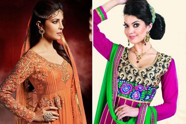 Balançando o kameez chato com salwar chique acessórios de moda kameez