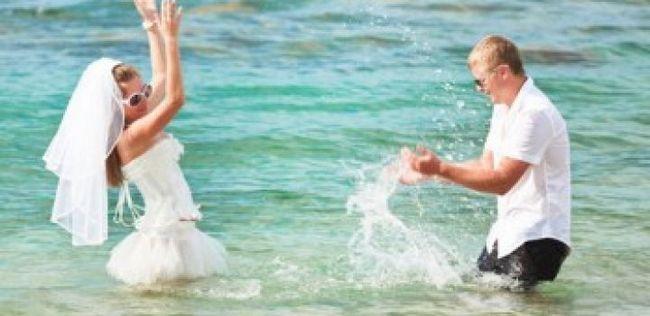 Conselho engraçado do casamento para os noivos