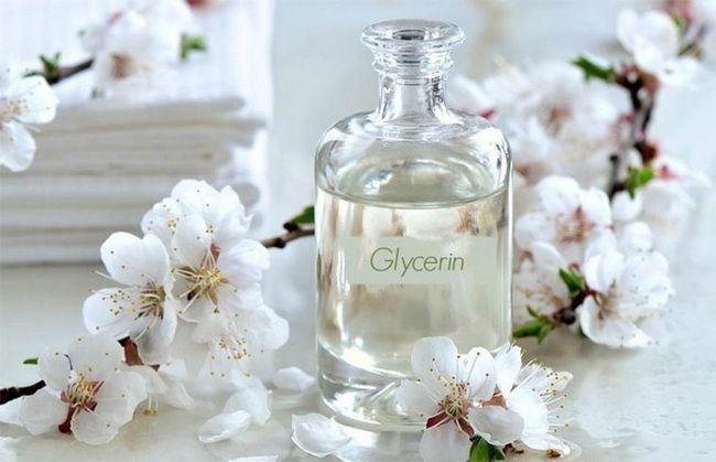 Glicerina benefícios para a pele brilhante
