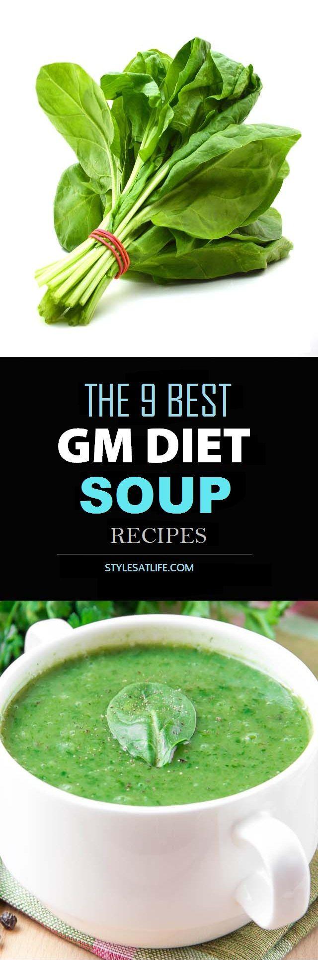 Gm dieta da sopa Receitas - Nossa Top 9