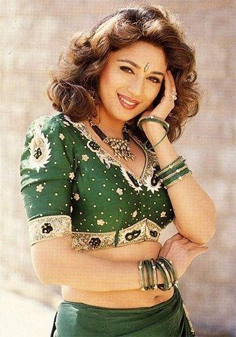cabelo Madhuri Dixit