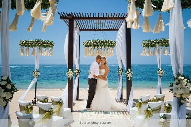 Lindo ideias do casamento de praia a pensar desta dezembro