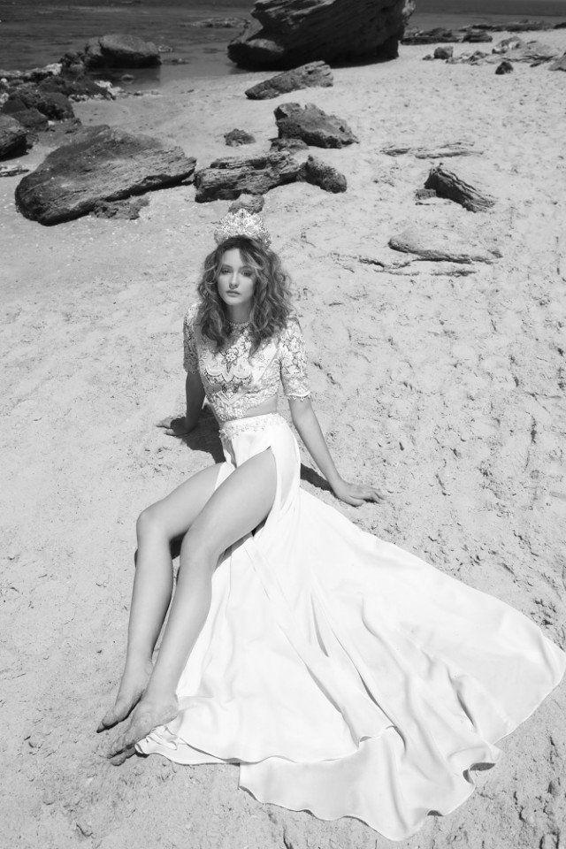 Coleção do vestido de casamento lindo para 2015