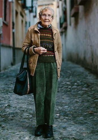 Moda para avó