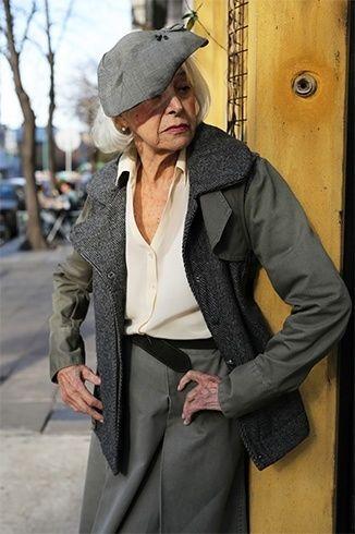 vestidos da avó
