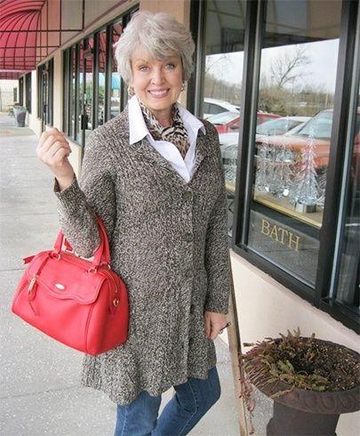 tendências de moda avó