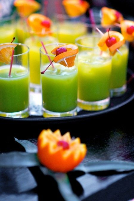 Cocktail Green Flash