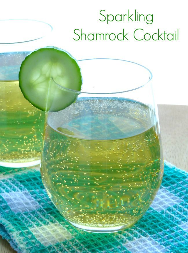 Cocktail Trevo Sparkling