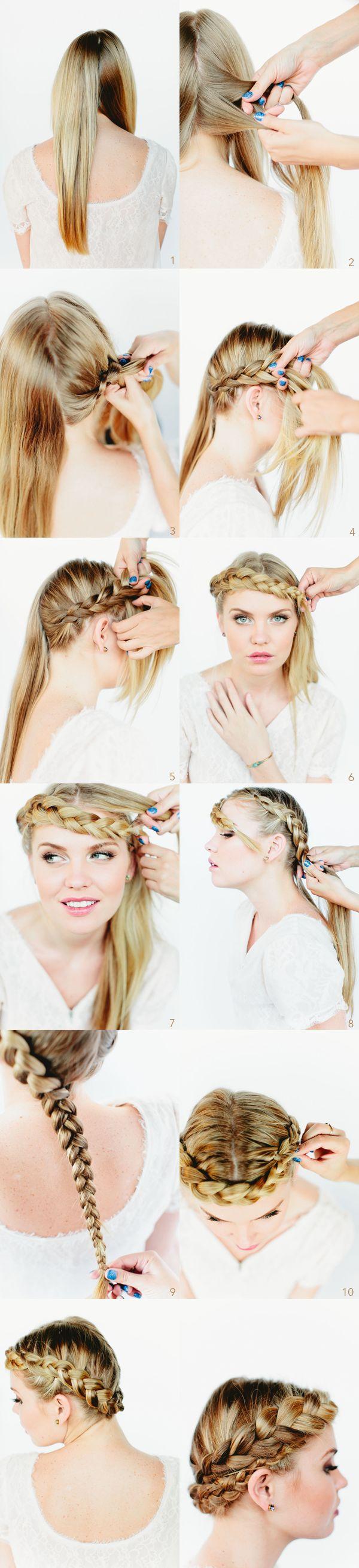 Penteados para tentar: tutoriais úteis para o cabelo longo