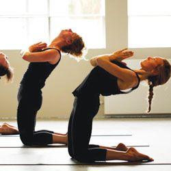 Haute ioga quente