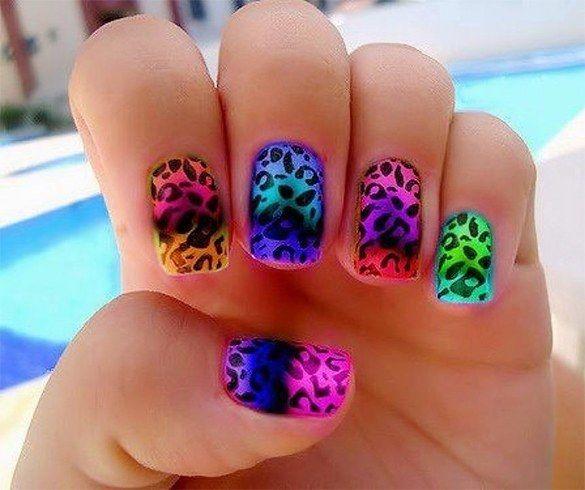Nail Art recorte