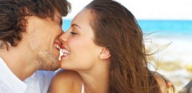 Benefícios para a saúde de beijos