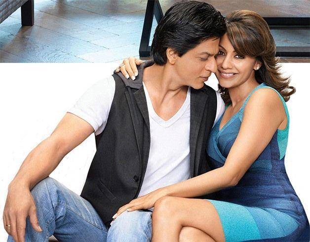 Shahrukh Khan e Gauri Khan