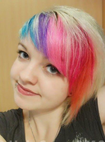 Tendências de alta moda para a cor do cabelo 2013