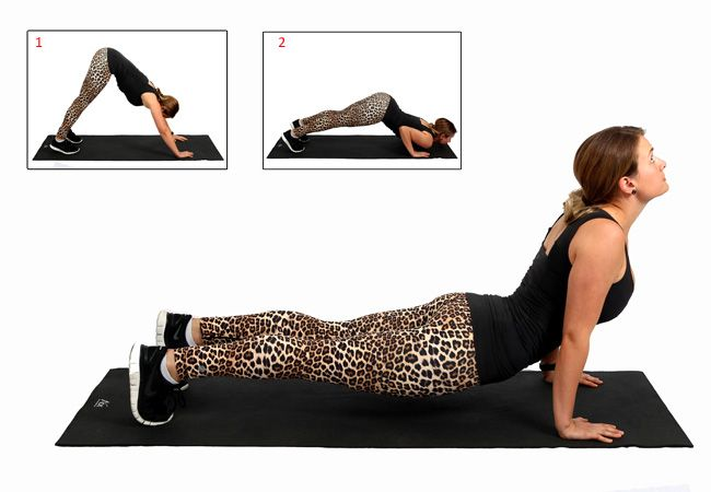 Hindu push-up