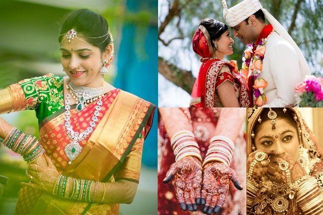 Hindus poses fotografia de casamento - belas poses para uma noiva hindu