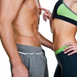 Hot personal trainer = bons resultados?