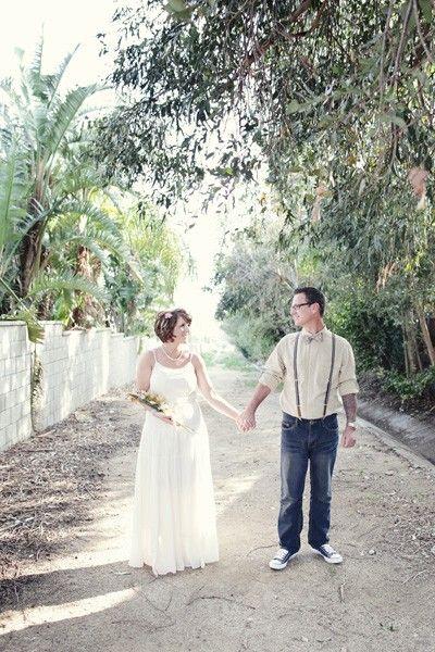 casamento do quintal califórnia