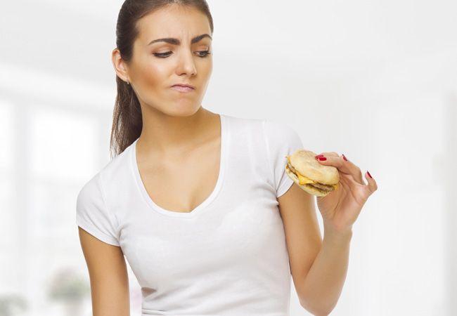 Como se recuperar de um desastre alimentar