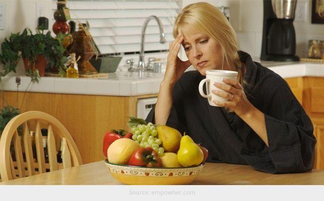 Como lidar com a ansiedade menopausa