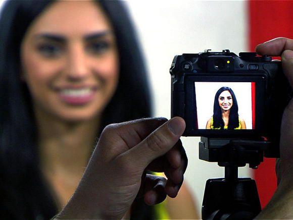 Como fazer maquiagem para foto de passaporte