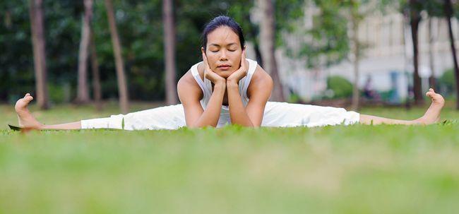 Como fazer o konasana upavistha e quais são seus benefícios