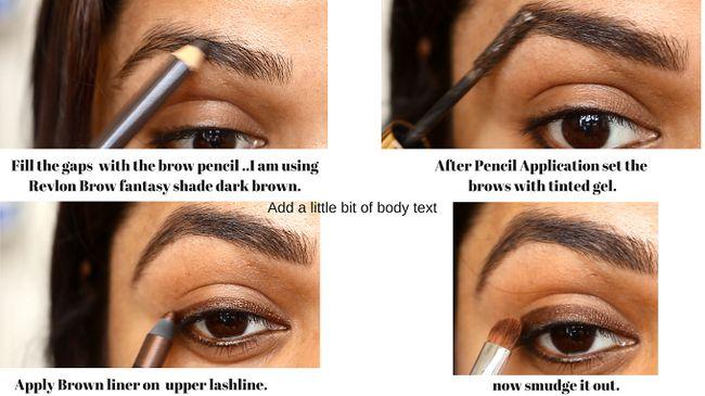 Como chegar perfeito marrom olhos do smokey tutorial passo a passo