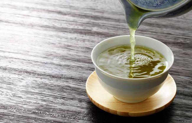 (C) -verde-Chá