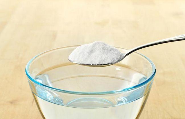 4.-bicarbonato de sódio